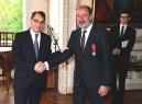 Michel Fleischmann obdržel nejvyšší francouzské vyznamenání - Řád čestné legie