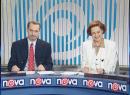 Televize Nova slaví 25 let. Podívejte se na dobové fotografie