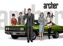 Podívejte se na fotografie k seriálu Archer, který nově uvádí Prima Comedy Central