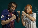 DIGI TV znovu zkusí El Clásico s alternativním komentářem. Angažovala Koháka s Pazderkovou