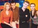 Televize Prima oslavila 25. výročí svého vzniku. Podívejte se na dobové fotografie