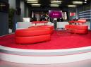 Zákulisí Televize Seznam: Prostorná studia byla vystavěna v bývalých kancelářích