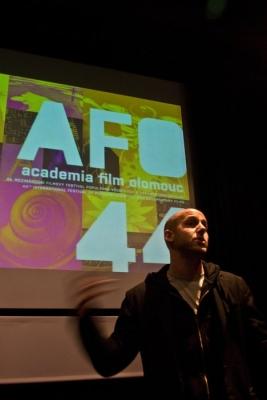 Jeff Lieberman na letošním ročníku AFO