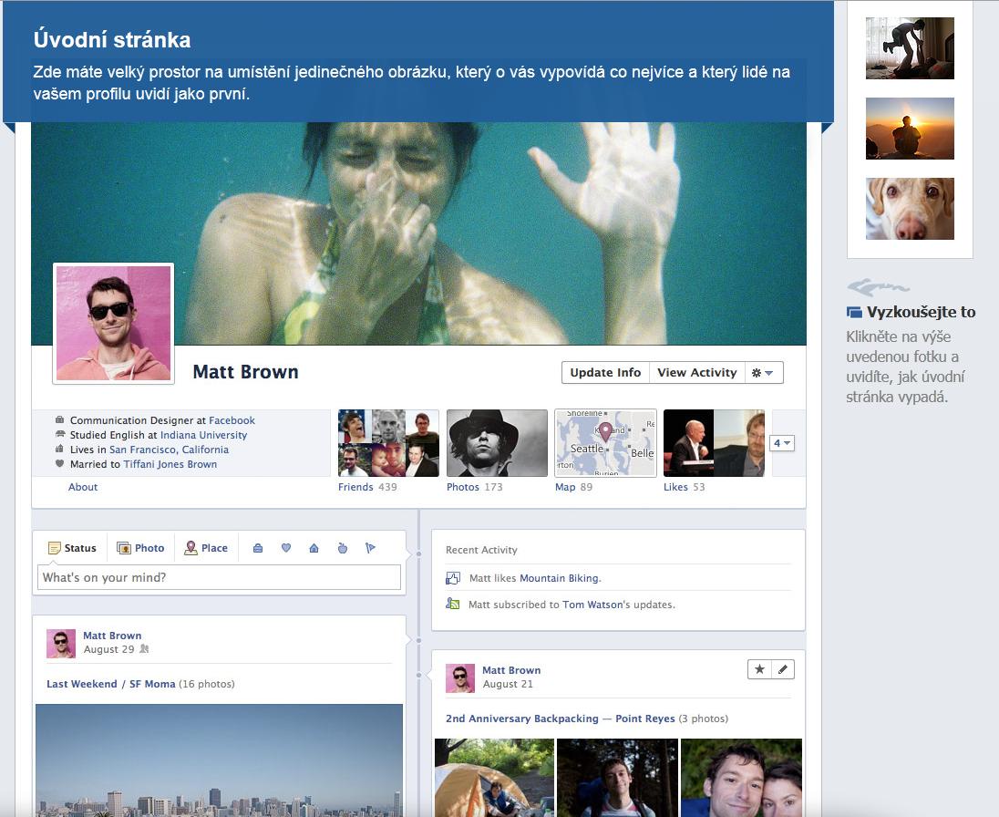 Facebook se radikálně mění, play.cz na to reaguje