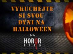 Původní halloweenský poutač programu Horor film z roku 2013