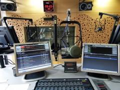 Vzhled původního studia Radia Wave, foto: Český rozhlas