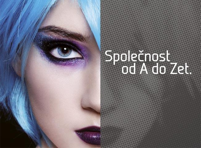 Ukázka první image kampaně Rádia ZET z roku 2013