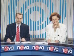 Nova - Televizní noviny 4. února 1994