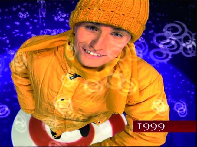 Nova - náhled vizuálu z roku 1999