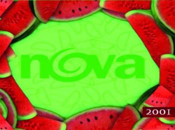 Nova - náhled vizuálu z roku 2001
