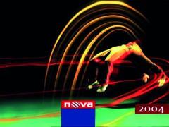 Nova - náhled vizuálu z roku 2004