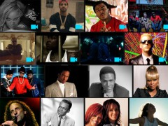 N8hled online aplikace Music Choice