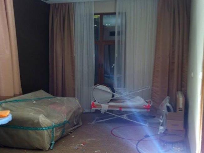 I tak může vypadat hotelový pokoj pro olympioniky