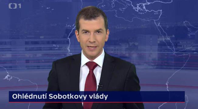 Ukázka titulku a univerzálního pozadí relace, reprofoto ČT / RadioTV.cz