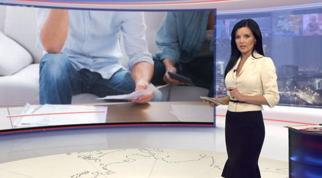 Aneta Savarová v rubrice Naše téma v rámci Událostí, reprofoto ČT / RadioTV.cz