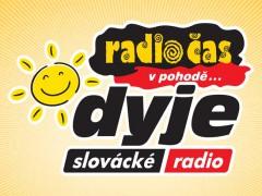 Původní logo Rádia Čas Dyje, které vysílalo do 4. dubna 2014.