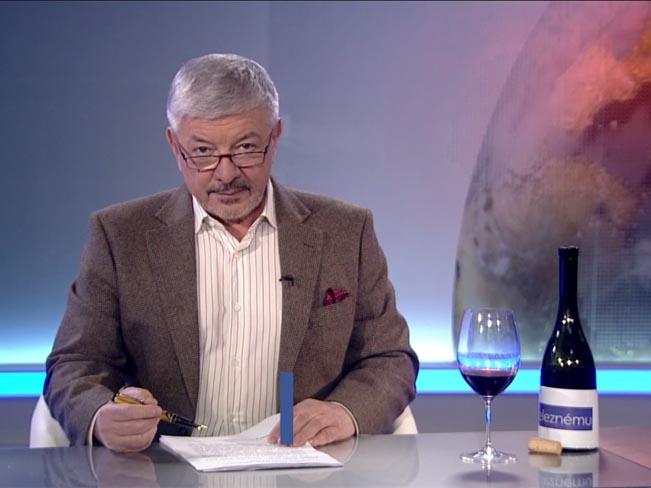 Vladimír Železný, foto: repro TV Barrandov