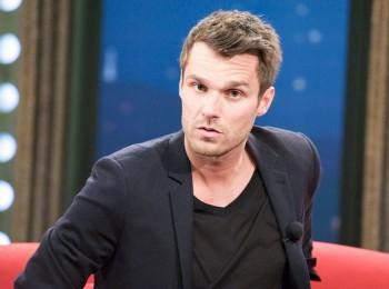 Leoš Mareš v Show Jana Krause, foto: TV Prima