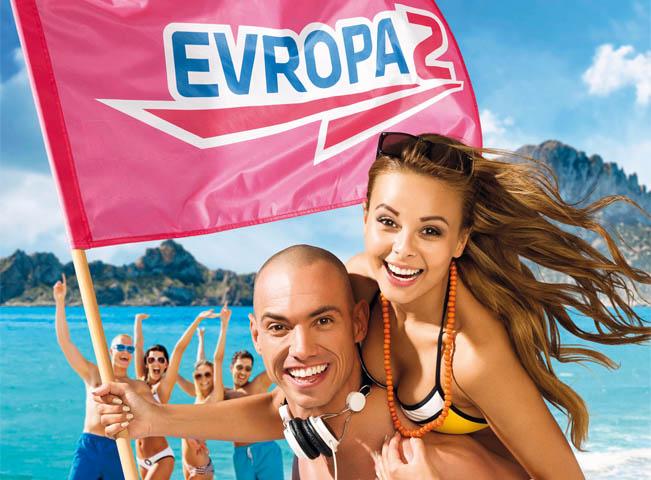 Snímek k letní kampani Evropy 2