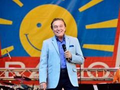 Největší hvězdou narozeninového koncertu Rádia BLANÍK v roce 2014 byl Karel Gott. Ilustrační foto: Rádio BLANÍK