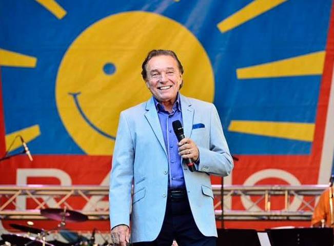 Největší hvězdou narozeninového koncertu Rádia BLANÍK byl Karel Gott