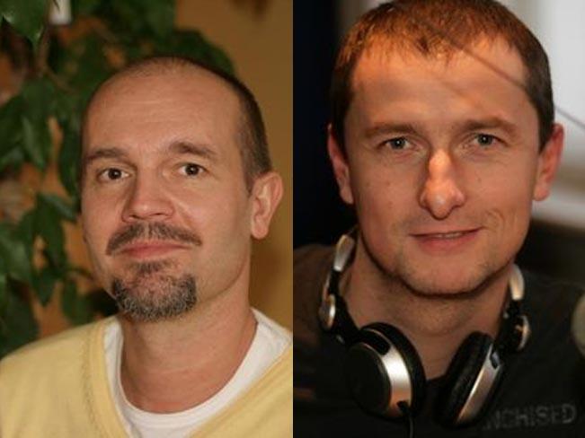 Jiří Körber a František Matějíček, foto: Rádio Impuls