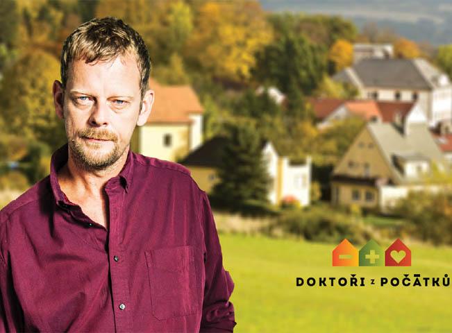Seriál Doktoři z Počátků překvapivě poběží dvakrát týdně. Foto: TV Nova