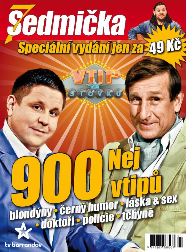Obal připravované publikace, foto: TV Barrandov