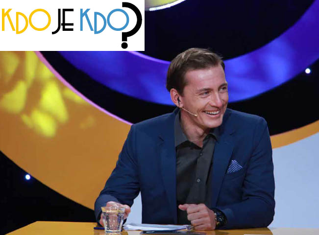 Petr Vondráček v pořadu Kdo je kdo? - Foto: TV Prima
