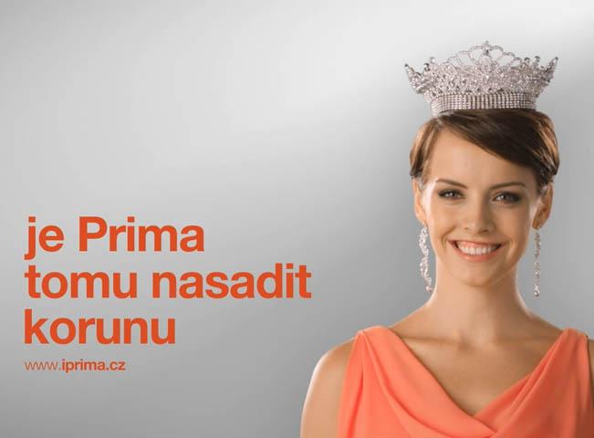Ukázka nového vizuálu televize Prima pro podzim 2014