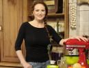 Markéta Hrubešová v pořadu Recepty pro radost