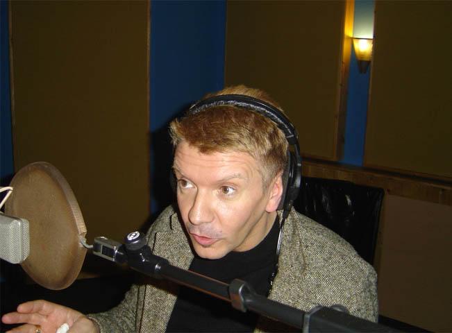 Na ilustračném snímku slovenský herec Richard Stanke. Zdroj foto: Zoznam.sk