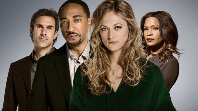 Hvězdy seriálu AMC The Divide (Zlom)
