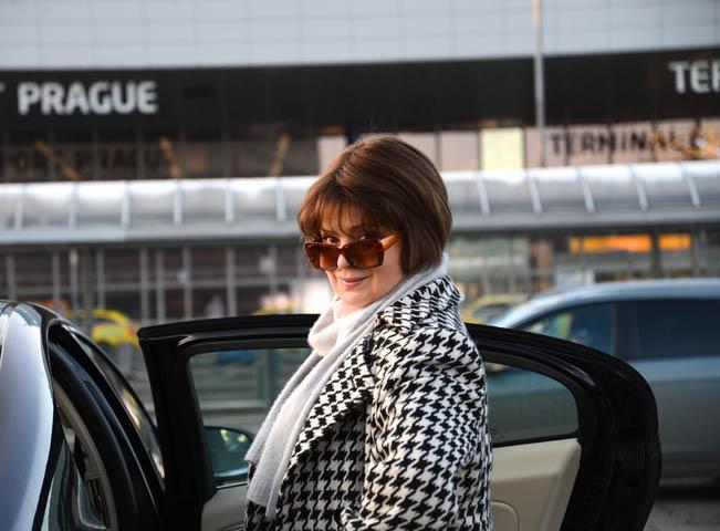 Libuše Šafránková ve filmu Příjde letos Ježíšek? Foto: archiv TV Nova