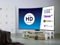 O2 rozšiřuje nabídku HD programů. Ilustrační foto