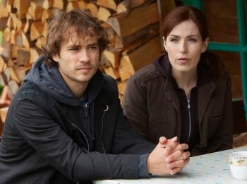 Filip Tomsa a Soňa Norisová v seriálu Policie Modrava, foto: TV Nova