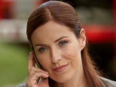 Soňa Norisová v hlavní roli v seriálu Policie Modrava, foto: TV Nova