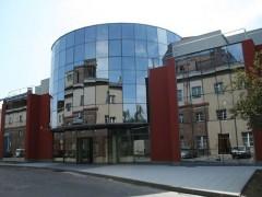 Sídlo televize Barrandov známé i pod označením Palác zábavy, foto: TV Barrandov