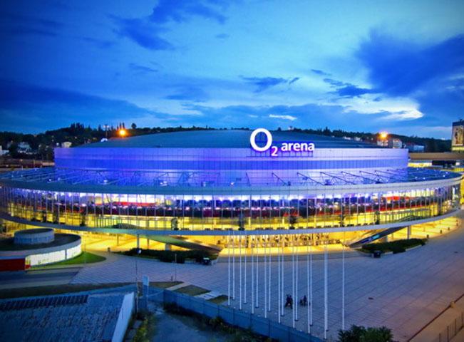 Kanál O2 Sport bude vysílat z prostor libeňské O2 arény. Ilustrační foto - O2arena.cz