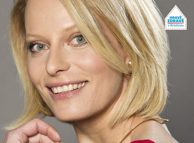 Kristina Kloubková bude uvádět pořad Hravě zdravě s Kristinou, foto TV Nova