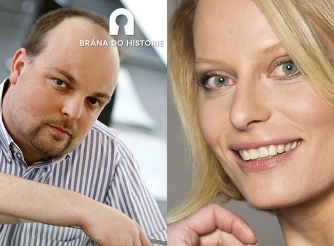 Jakub Vrána a Kristina Kloubková, foto TV Nova
