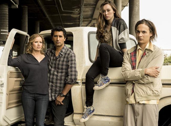 Obsazení seriálu Fear the Walking Dead, foto: AMC