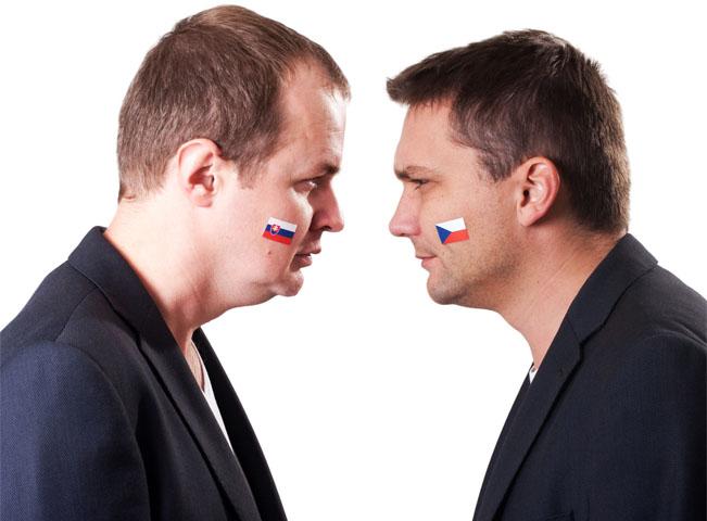 Tomáš Kučera a Radko Bobák, foto: Lagardere