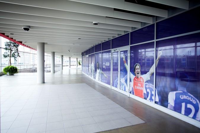 Vchod do prostor kanálu O2 Sport, foto: UPM8.cz