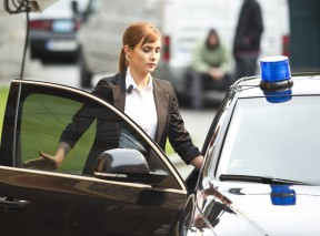 Hana Vagnerová v seriálu Atentát, foto: archiv TV Nova