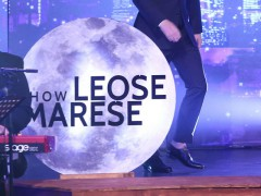 Logo nové Show Leoše Mareše