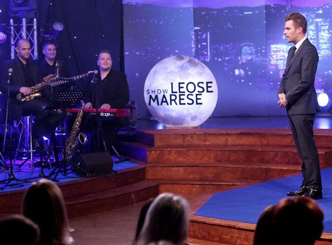 Logo nové Show Leoše Mareše, foto: TV Prima / Mňam TV