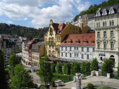 Karlovy Vary, autor: Franzfoto, zdroj: Wikimedia Commons