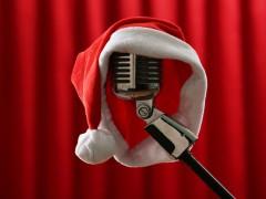 Vánoční rádio, ilustrační foto - fotobanka Shutterstock