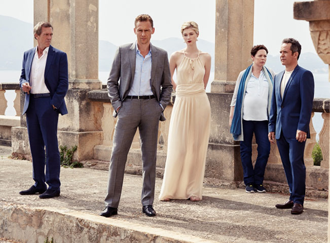 Klíčové postavy minisérie The Night Manager. Foto: AMC Networks International CE